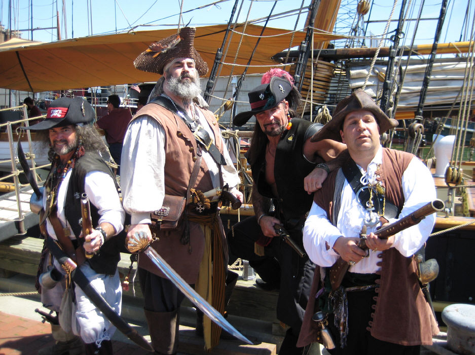 Privateer Day 2009