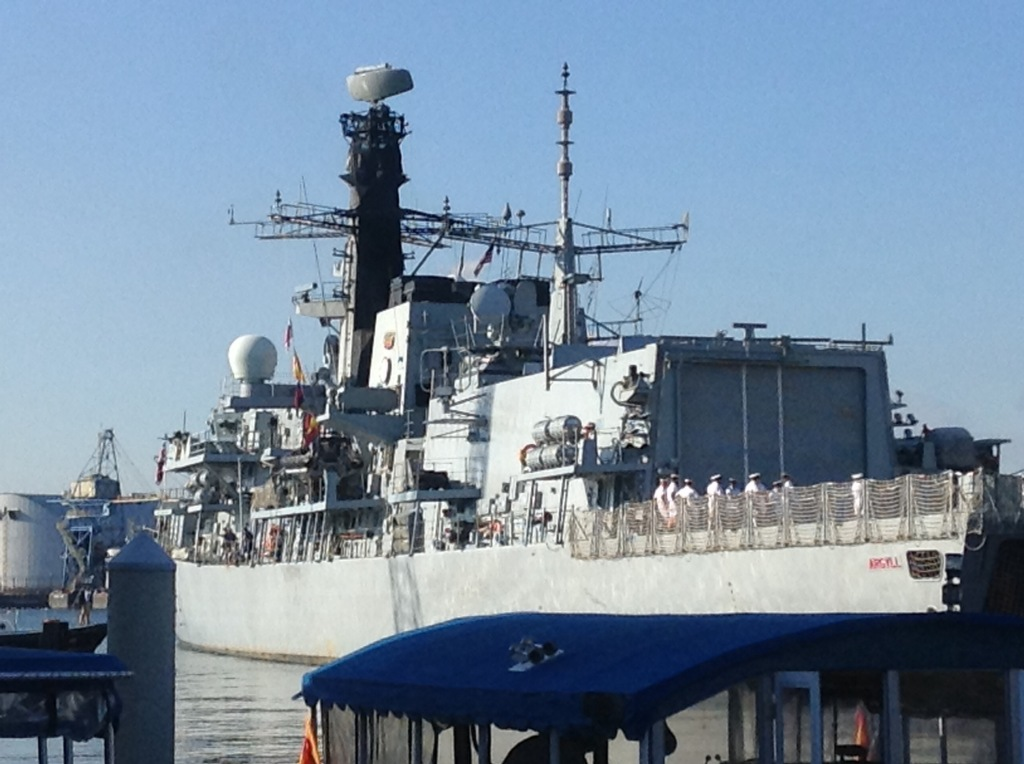 HMS_Argyll_ACF